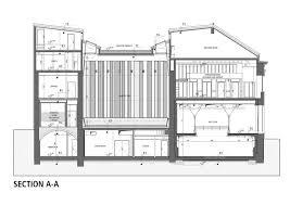 Radio City Floor Plan by Budapest Music Center Art1st Design Studio Archdaily