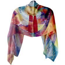 silk jewish shabbat prayer shawl kiebortz jewish gifts