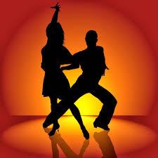 imagenes en movimiento bailando música y movimiento estilo de baile salsa