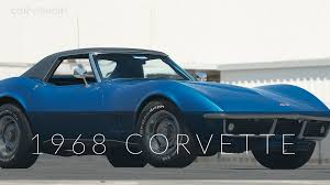 1968 c3 corvette ultimate guide overview specs vin info