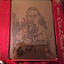 etch a sketch by shea contact me at sheabaker msn com