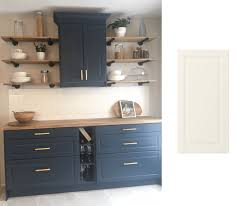 blue kitchen cabinet paint uk how we painted kitchen cabinets for our new kitchen nook