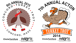 thanksgiving 2014 logo marx running turkey trot season is back