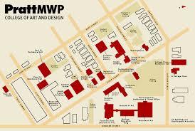 pratt map pratt utica ny top institute map prattmwp