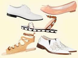 chaussures plates mariage shopping et si on se mariait en chaussures plates grazia