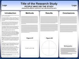 academic poster template powerpoint briski info