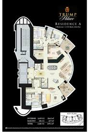 trump residence a house plans design pinterest trump palace