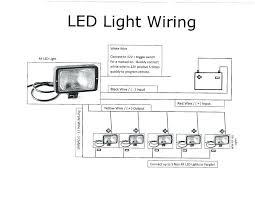 wiring trailer lights and brakes wiring diagram for trailer lights and electric brakes led light bar