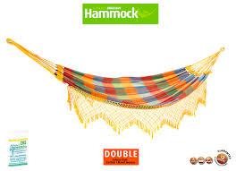 Brazillian Hammock Brazilian Tropical Double Hammock Btdf 0031 Tropicana Imports