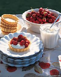 Decorative Ways To Cut Strawberries Strawberry Tart