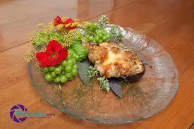 stuffed eggplant with shrimp filling u2013 snowdon house