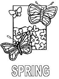 kids love free springtime coloring pages dltk u0027s