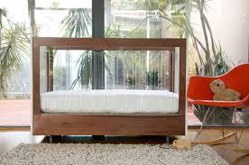 amazon com spot on square roh crib 2 sides acrylic white