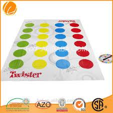 fabricant serviette de plage coton imprimé twister serviette de plage jeu custom made trou