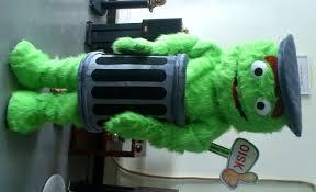 sesame street halloween costumes adults oisk customized sesame street oscar the grouch mascot costume