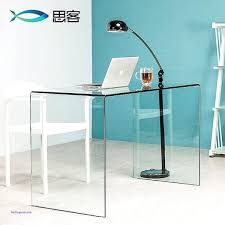 Glass Computer Desk With Drawers Computer Desk Small Glass Top Computer Desk Lovely Desk Glass Top