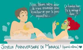 40 ans de mariage humour cartes anniversaire mariage gratuites cybercartes