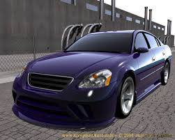 purple nissan altima gryphon automotive