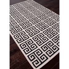 Black And Beige Area Rugs Jaipur Urban Bungalow Melina Ivory Black Ub05 Area Rug Free Shipping