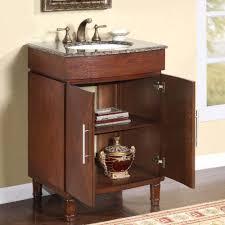 26 silkroad cambridge single sink cabinet bathroom vanity hyp