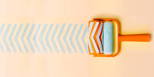 paint rollers with patterns introducing chic 3d printed patterned paint rollers 3dprint com