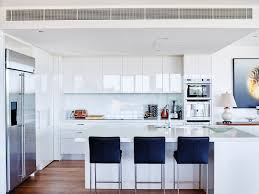 white contemporary kitchen cabinets gloss choosing the right finish for new kitchen cabinets goflatpacks
