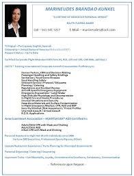 Resume Samples For Flight Attendant Position by Flight Attendant Resume Samples Experience Resumes