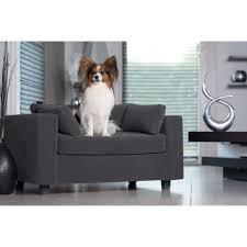 canapé lit pour chien canapé pour chien déhoussable original moderne