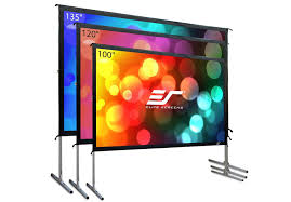 elite home theater screens the best video projection screens for home theater