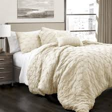 modern king bedding sets allmodern