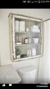 vintage bathroom storage ideas less is more with this sweetly simple toilet paper storage in a
