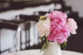 how to style your living room for him and her darling be daring peonies fresh flowers home decor styling living room whole foods flowers