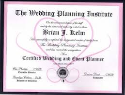 wedding planner certification wedding planner wedding planner courses
