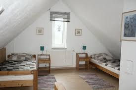Schlafzimmerm El Bio Ferienwohnung Mühlenblick 3 Carolinensiel