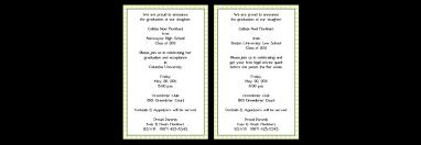 graduation party invitations wording vertabox com