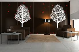 Wall Stickers Designs Wall Designs Stickers Perfect Ideas House - Modern wall design ideas