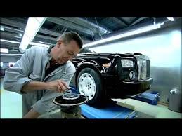 rolls royce phantom building one from begining to end commercial