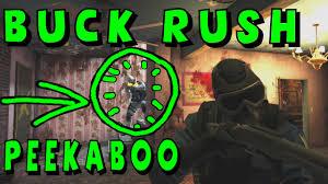 dirty buck rush rainbow six siege funny u0026 epic moments youtube