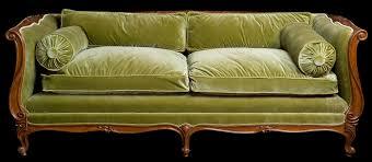 canapé louis canapé de style louis xv en tissu professionnel 2 places