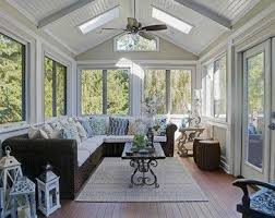 Sunroom Renovation Ideas Get Inspired 10 Sunny Sun Rooms Screened Porches Porch And Screens
