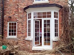 turn a bay window into french doors google search porch turn a bay window into french doors google search