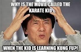 Nerd Karate Kid Meme - 22 very funny karate meme pictures