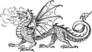 free dragon clip art the graphics fairy