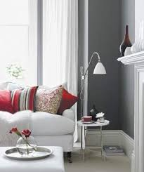 Grey And Burgundy Bedroom Decorating With Gray Real Simple