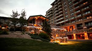 park city wedding venues the st regis deer valley resort