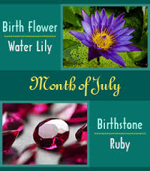month of july facts quotes and trivia