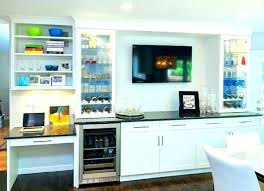 Small Computer Desk For Kitchen Kitchen Hutch With Desk Wall Mounted Kitchen Hutch Feature By