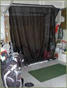 Golf Driving Nets Backyard by The Real Feel Golf Mat Practice How You Play