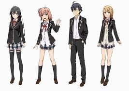 Seeking Characters Cool Anime Character Concept Anime Gallery Image And