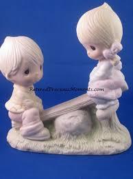 lifted me precious moment figurine
